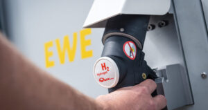 ©EWE Wasserstofftanken